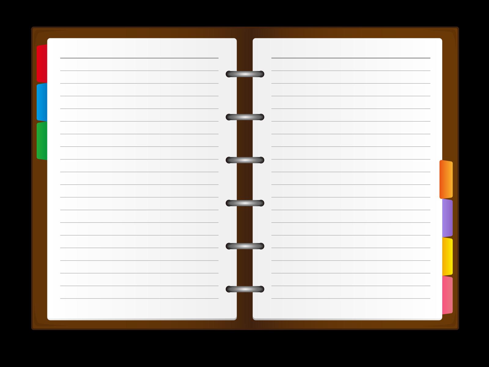 仕訳日記帳、総勘定元帳、現金出納帳、得意先元帳、仕入先元帳
